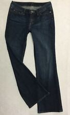"BANANA REPUBLIC Women's Jeans size 10 Blue Denim waist= 32"" Stretch Ladies"