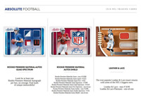 2019 ABSOLUTE FOOTBALL HOBBY PICK YOUR PLAYER (PYP) 1 BOX BREAK #1