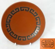 Earthenware Royal Worcester Pottery Side Plates