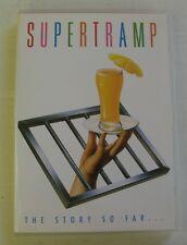 DVD SUPERTRAMP - THE STORY SO FAR...