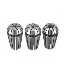 3 Pinze ER16 1/16 1/8 1/4 Inch Spring Collet Set For Engraving Machine Milling
