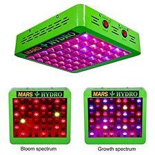 Mars Reflector 240 Watt 48 Led Grow Light Full Spectrum Hydroponics Indoor Plant