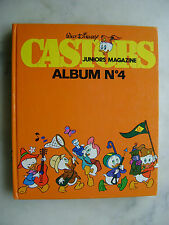 Castors juniors magazine - Album n° 4