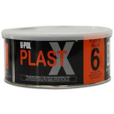 PLAST X® 6: Smooth High Adhesion Body Filler for Plastics