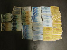 Banknote set 100 pcs Finland    lot