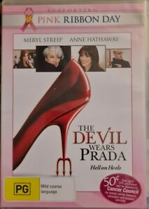DVD. The Devil Wears Prada - Meryl Streep, Anne Hathaway R4 PAL