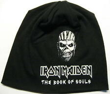 "IRON MAIDEN JERSEY BEANIE # 10 / MÜTZE / CAP ""THE BOOK OF SOULS"""