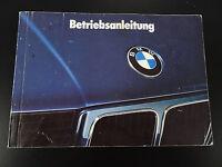 Orig. BMW 5er E34 Handbuch Betriebsanleitung Bedienungsanleitung Bordbuch 1993