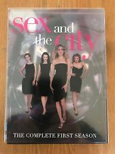 DVD Sex And The City Complete Season 1 First