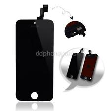 Front Glass Black LCD Display Touch Screen Digitizer Assembly for iPhone 5S SE