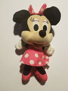 "Fisher Price Disney Minnie Mouse Plush Talking 12"" Stuffed Animal 2013"