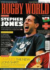 RUGBY WORLD MAGAZINE dicembre 2004 il Canada ARGENTINA dell' Europa, USA, Gareth Thomas
