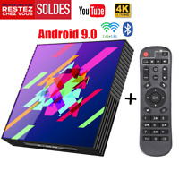 A95X PLUS Smart Tv box Android 9.0 TV Box 2GB RAM 16GB ROM GOOGLE Play