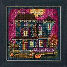 Wanda's Wands Cross Stitch Kit Mill Hill 2018 Buttons & Beads Autumn MH141822
