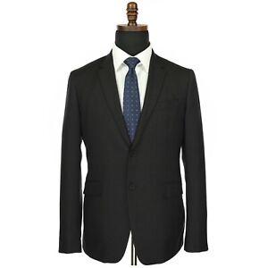 Paul Smith The Kensington 100% Wool Sport Coat Jacket Gray Size 38R