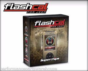 SUPERCHIPS F5 FLASHCAL 2020-2021 JEEP JT GLADIATOR