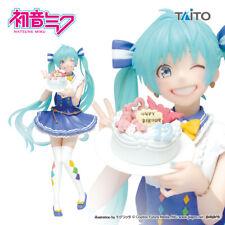 Vocaloid Hatsune Miku Birthday ver. 2019 PVC figure Taito (100% authentic)