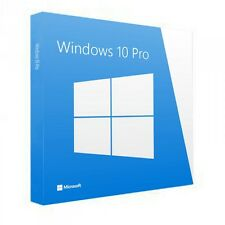 MICROSOFT WINDOWS 10 PROFESSIONAL 32/64 BIT ESD ELETTRONICA |ORIGINALE| FATTURA