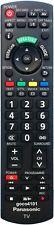 ORIGINAL PANASONIC N2QAYB000494 REMOTE CONTROL THL32X20 THP42X20 THP54S20A ETC