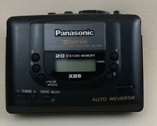 Panasonic RQ-V196 Cassette Digital Walkman Auto Reverse Belt Clip