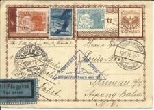 Graf ZEPPELIN-AUSTRIA FLIGHT 1931-AUSTRIA DISPATCH-VIENNA 8/VII/31