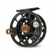 NEW ROSS ANIMAS 11/12 FLY REEL STEALTH BLACK & BRONZE