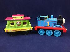 Thomas & Friends - Thomas and Easter Caboose - Lot of 2 - DieCast