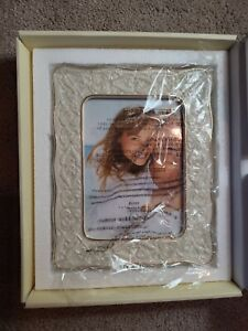 Lenox American by Design 5x7 inch Rose Picture Photo Frame SKU# 826434