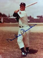 DUKE SNIDER AUTOGRAPHED 8x10  Photo ( Dodgers HOF ) REPRINT