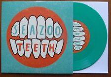 "SEAZOO 7""..TEETH..b/w..SKULLS..TOO PURE SINGLES CLUB 2016..NM..LTD #"