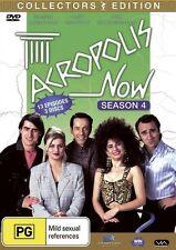 Acropolis Now - Season 4 (DVD, 3 Disc Set) R4 Series