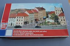 U571 JOUEF maquette ancienne Ho 05 1055 00 immeuble modulaire façade toit tuile