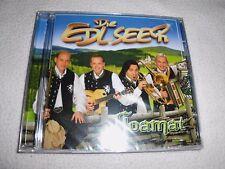Die EDLSEER - HOAMAT -  CD - OVP