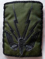 insigne tissu patch COMMANDEMENT FORCE ACTION TERRESTRE OPEX ORIGINAL FRANCE 3