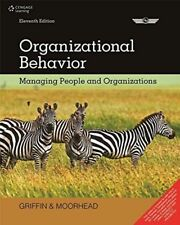 Organizational Behavior : Managing People and Organizations 11th Edition -Griffn