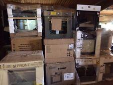 Job lot of 85  Kitchen appliances , Neff, Smeg, Baumatic, Electrolux, AEG,