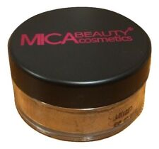 Mica Beauty Makeup Mineral Foundation Powder #MF-9 Chocolate Kisses New 01/2021