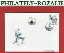Czech Republic 2001 FDC First Day Cover (  Volleyball Championship in Ostrava )