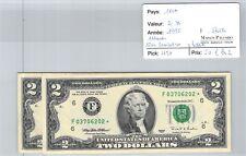 2 Tickets Consecutive B3/b4 USA - 2 Dollars 1995 Atlanta F - Star