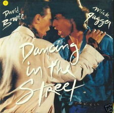 DAVID BOWIE MICK JAGGER 45 TOURS HOLLANDE DANCING IN TH