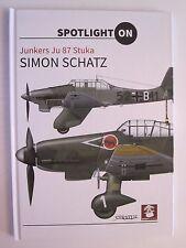 Mushroom Model Publications- Junkers Ju 87 Stuka - color profiles