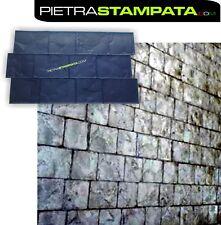 STAMPO per intonaco pavimento stampato muro stampato VERTICAL CEMENT STAMP