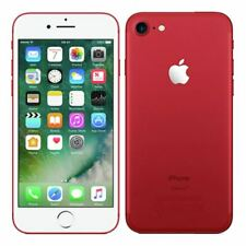 Apple iPhone 7 (PRODUCT) RED - 128GB - (Unlocked) - Pristine Condition