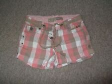 Cotton Check NEXT Shorts for Women
