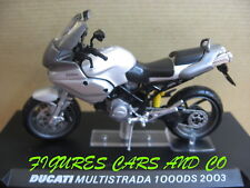 MOTO 1/24 COLLECTION DUCATI 900 MULTISTRADA 1000 DS 2003  MOTORCYCLE