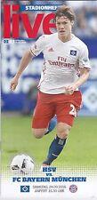 HSV-Stadionheft Nr.3 zum Heimspiel gegen FC Bayern München vom 24.9.2016