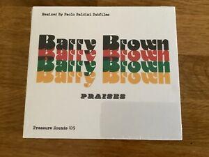 Barry Brown , Praises  , CD Format !!