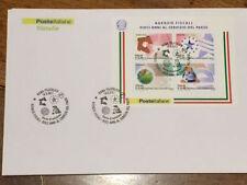 ITALIA -POSTE ITALIANE- FDC 2011 - Minifoglio AGENZIE FISCALI - Bustone FDC