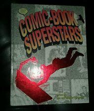 COMIC-BOOK SUPERSTARS Art Don+Maggie Thompson (1993) Krause CBG HC Frank Miller