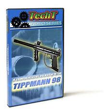 TECHT Paintball Tippmann 98 101 DVD